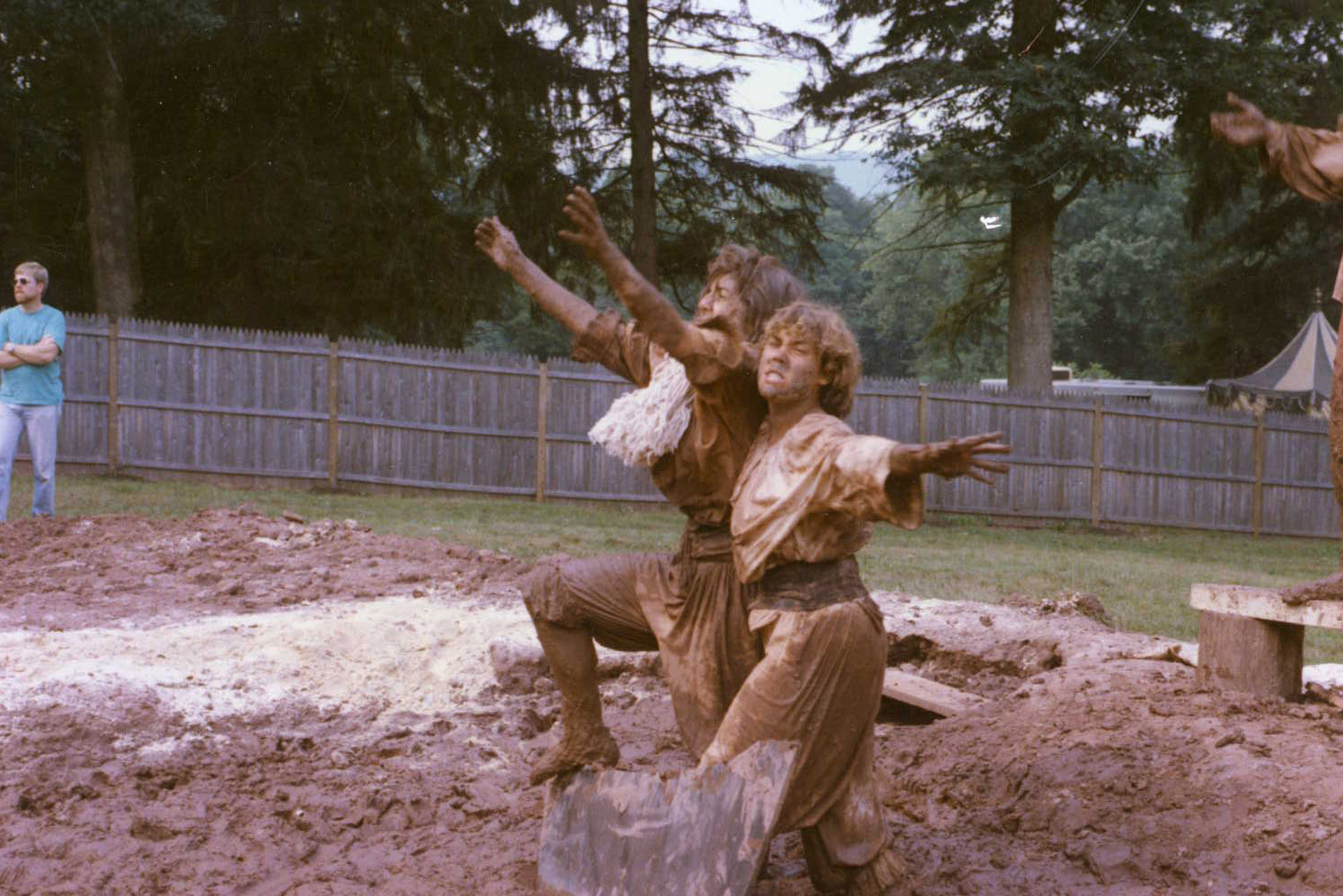 Mud-Ladies
