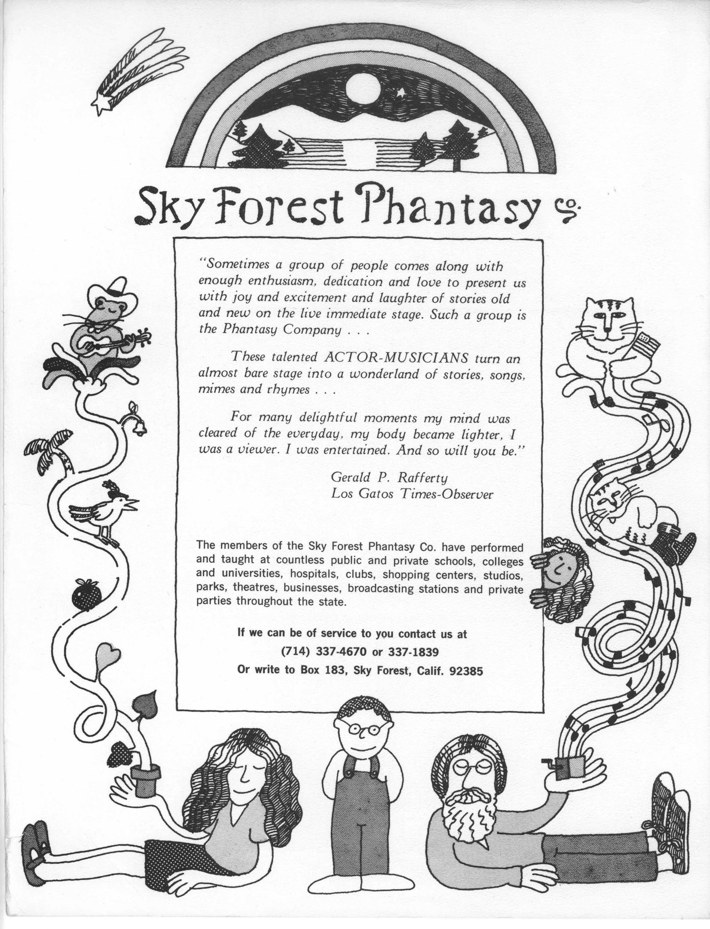 Sky-Forest-Phantasy-Flyer-1976